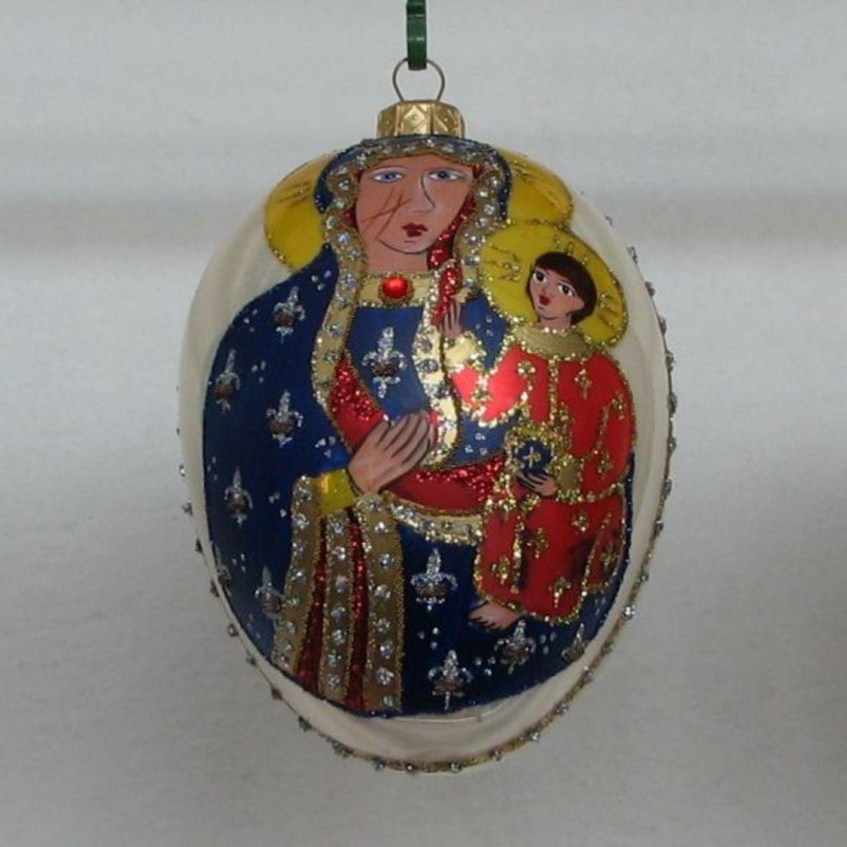 Our Lady of Czestochowa - Polish Black Madonna