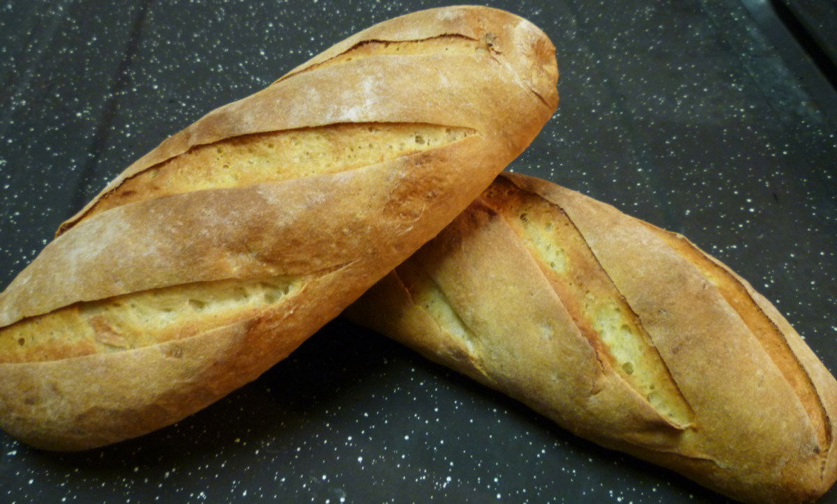 Simple French Bread Recipe