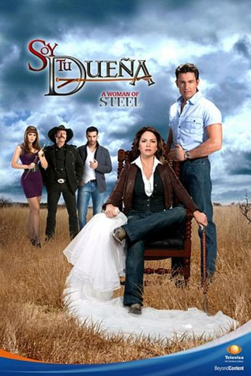 Soy Tu Duena DVD