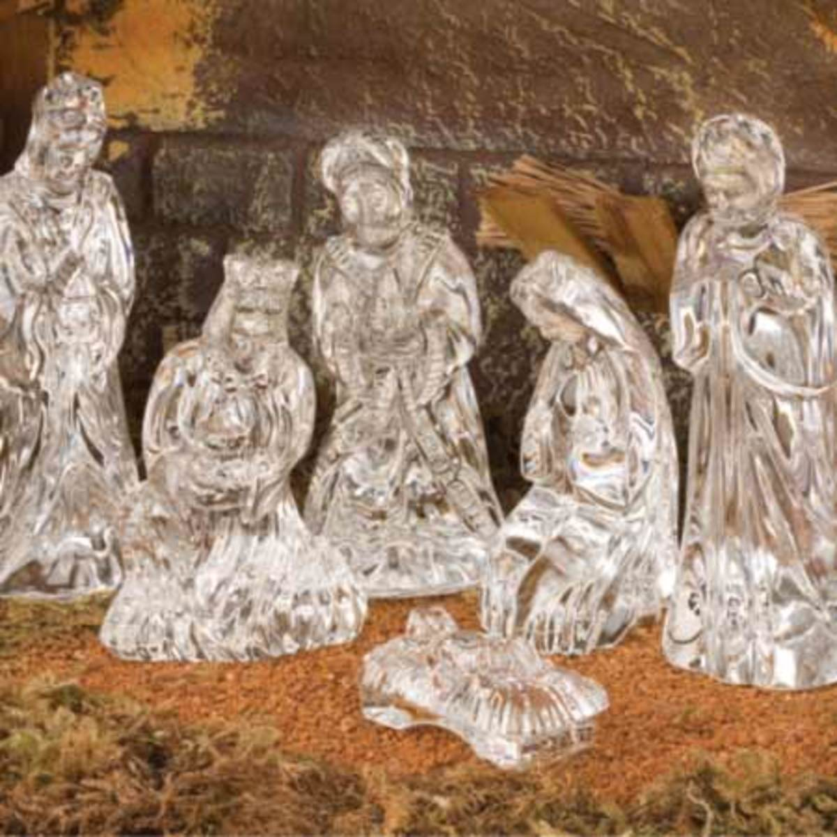 best-crystal-nativity-sets-home-holiday-decorations