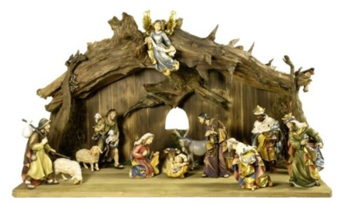 Bernardi Nativity Set