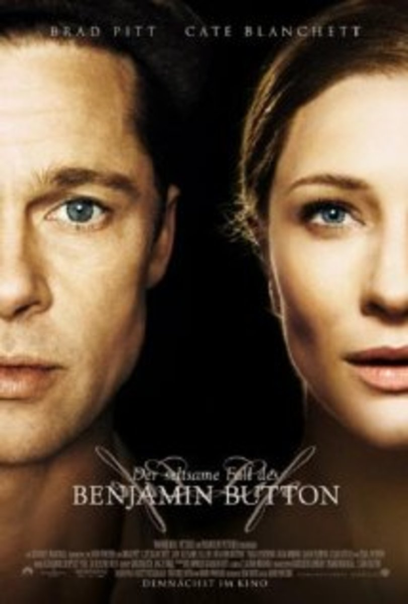 The Curious Case of Benjamin Button movie review