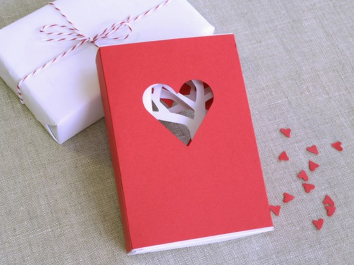 Valentine's Day Card Ideas: How to Make Unique Homemade Handmade Cards