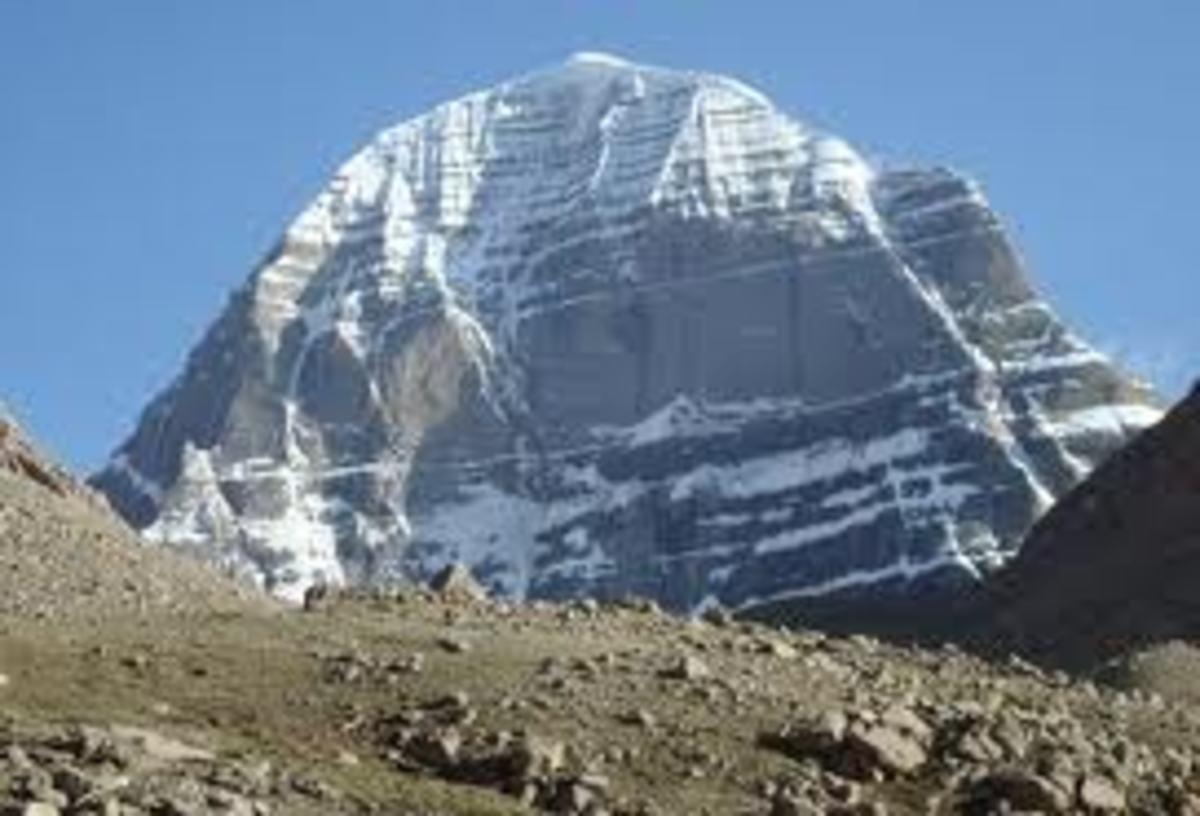 River Brahmaputra originates near Mt Kailash