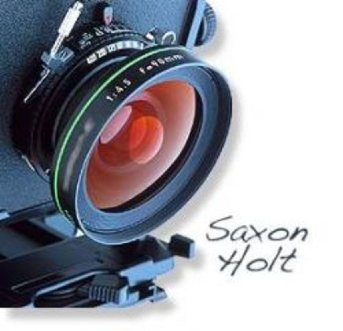 Saxon Holt, Garden Photographer Extraordinaire
