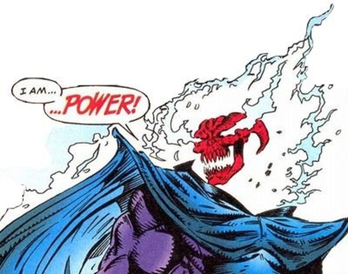 Zarathos, Blaze's Spirit of Vengeance