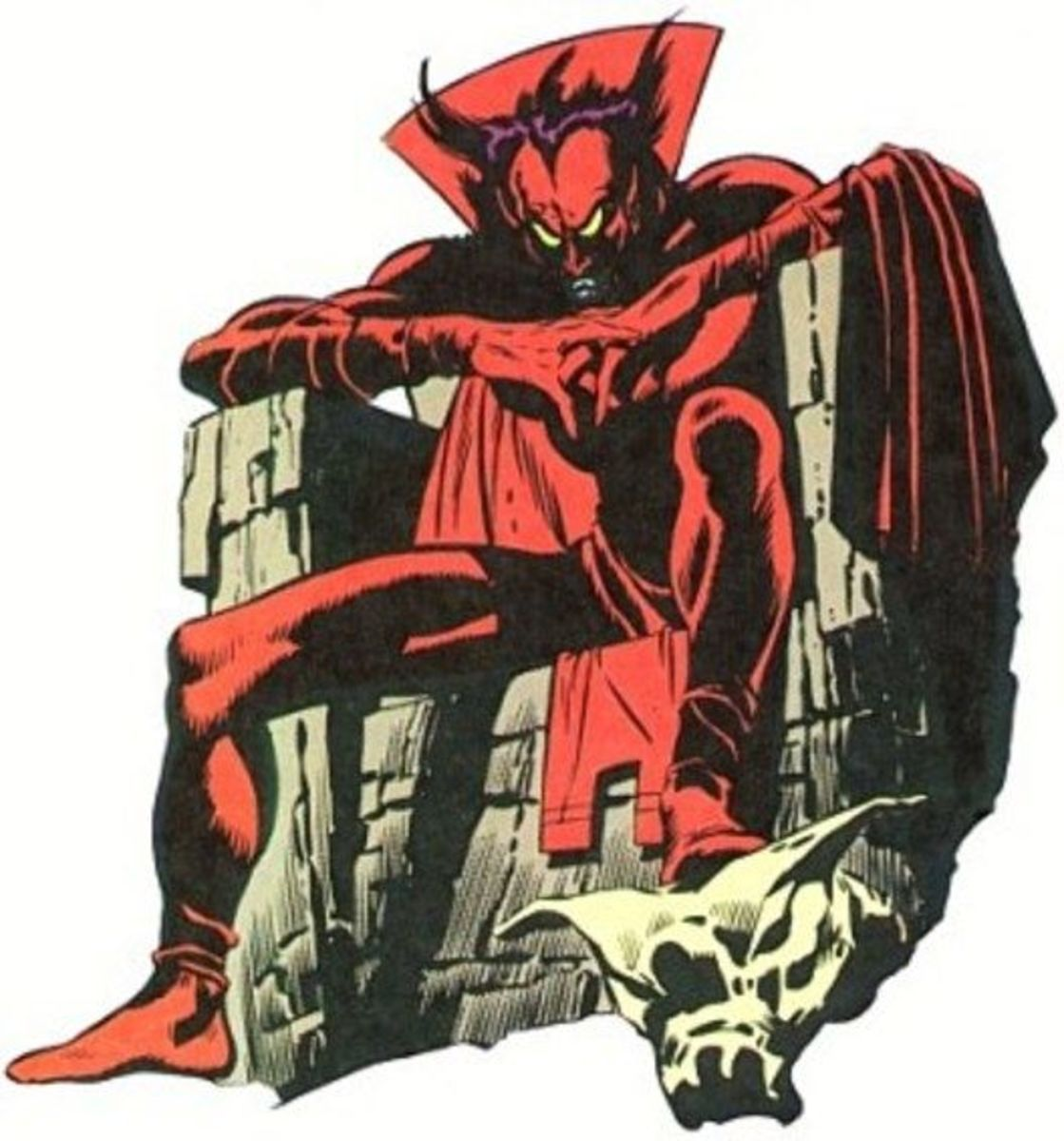 Mephisto, Ruler of Hell