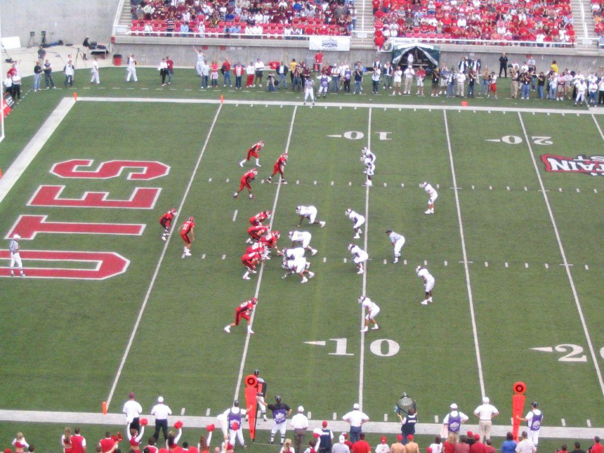 University of Utah Utes 41, Texas A&M University Aggies 21, Rice-Eccles Stadium, Salt Lake City, Utah