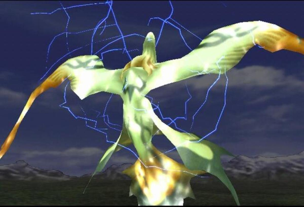 The Origin of Guardian Forces in Final Fantasy VIII