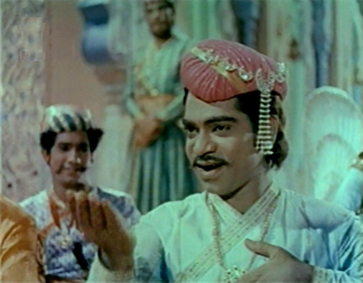 """Another great qawwali from """"Taj Mahal"""""""