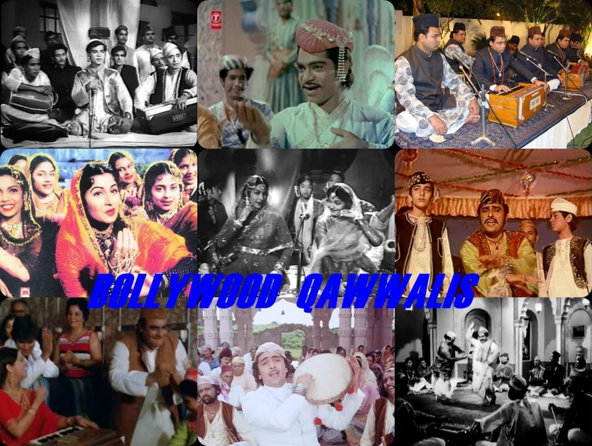 Bollywood Qawwalis