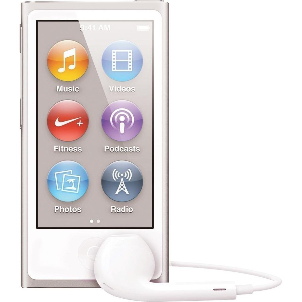 An endangered iPod