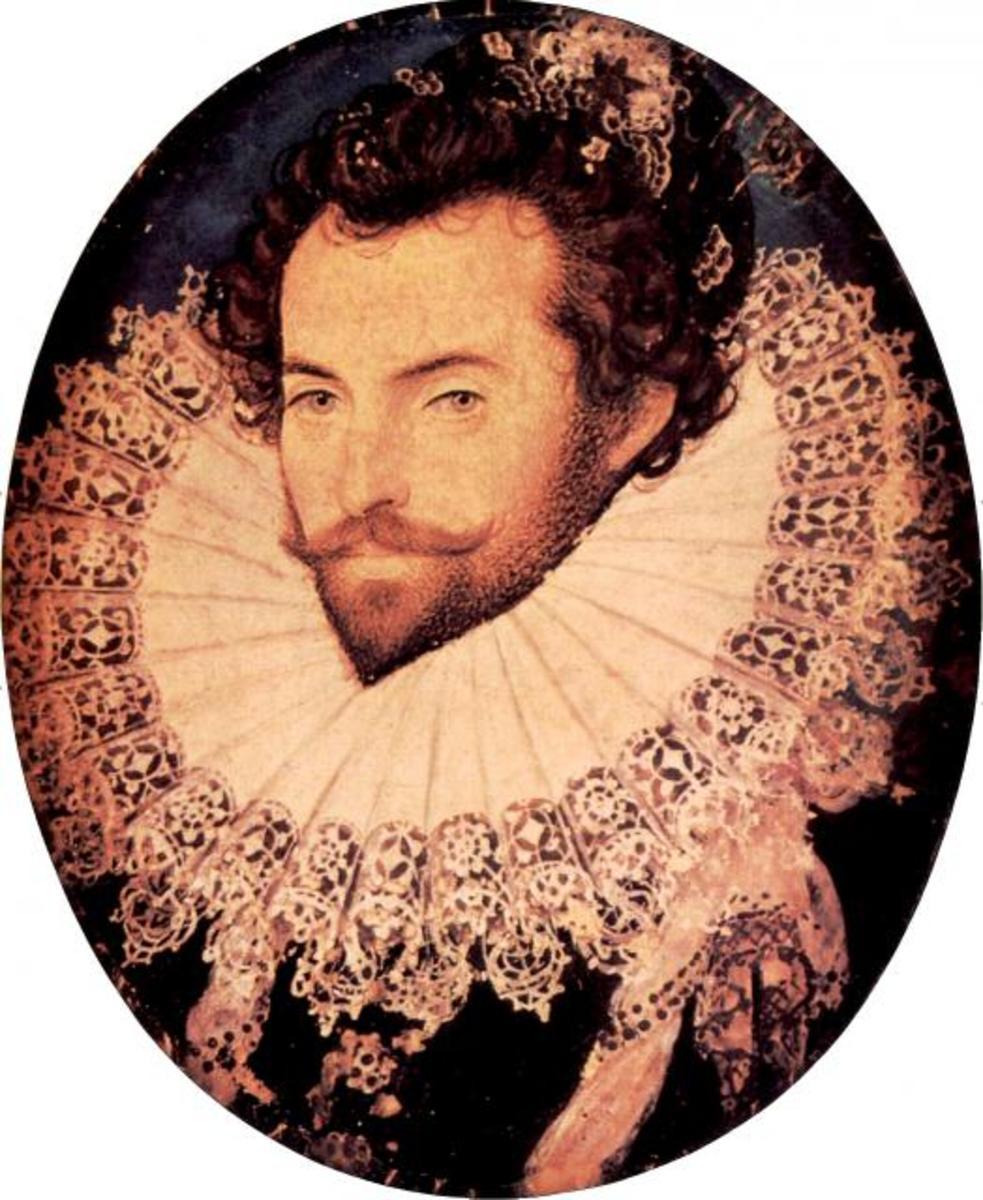 Sir Walter Raleigh preferreading.blogspot.com