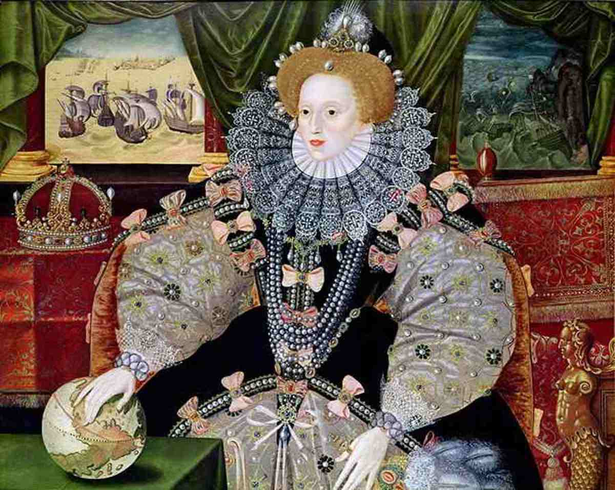 Elizabeth The First of England           History made Easy for Kids