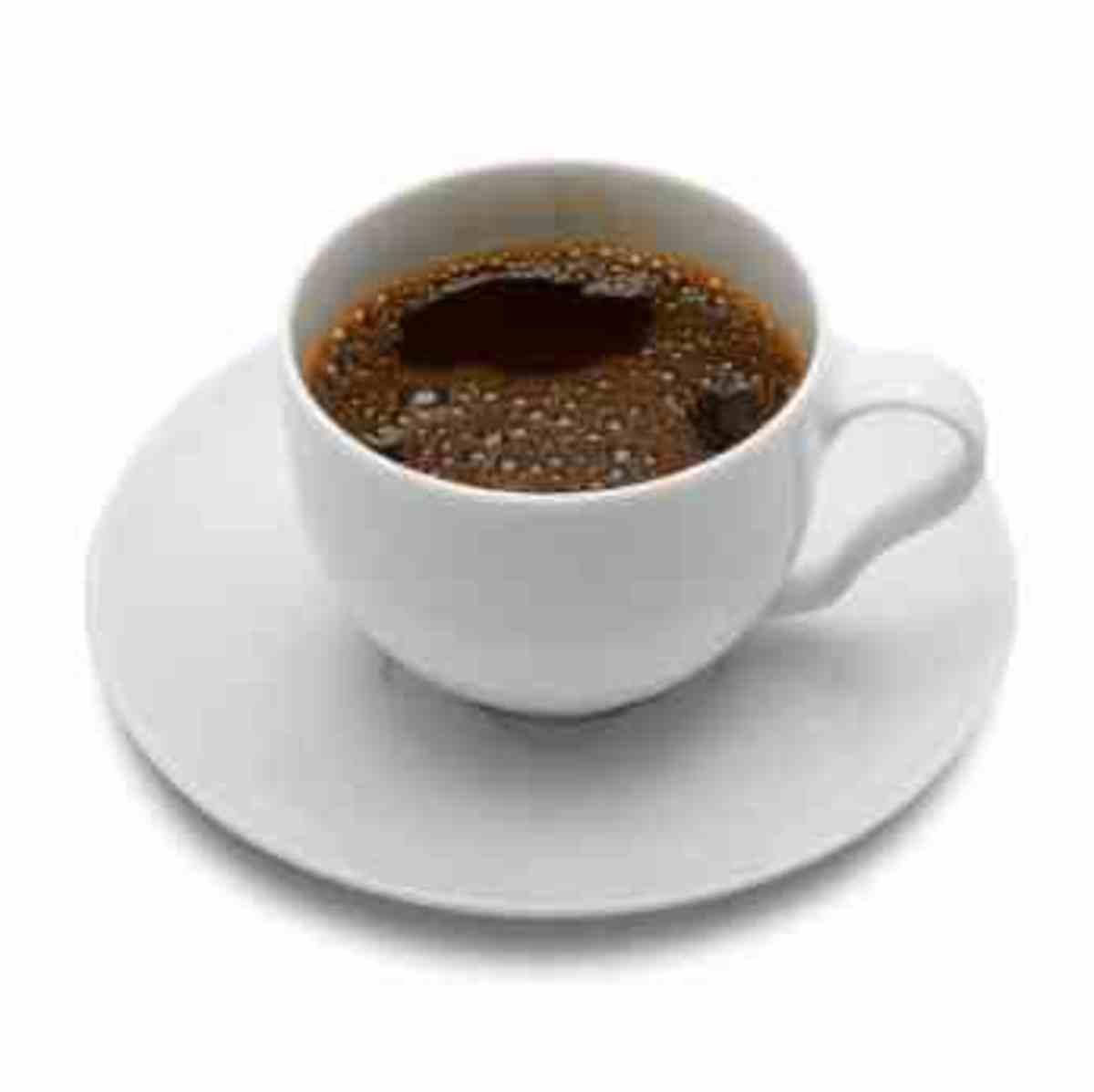 Coffee! Yum! Flickr.