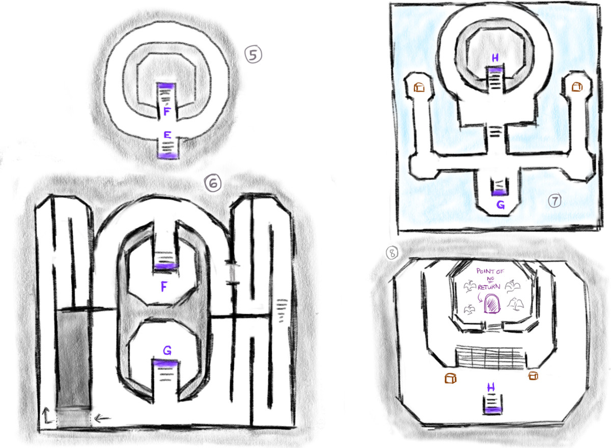FFIII Crystal Tower Floors 5-8