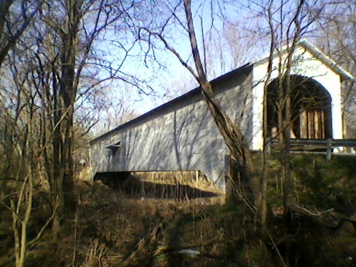 2nd Covered Bridge
