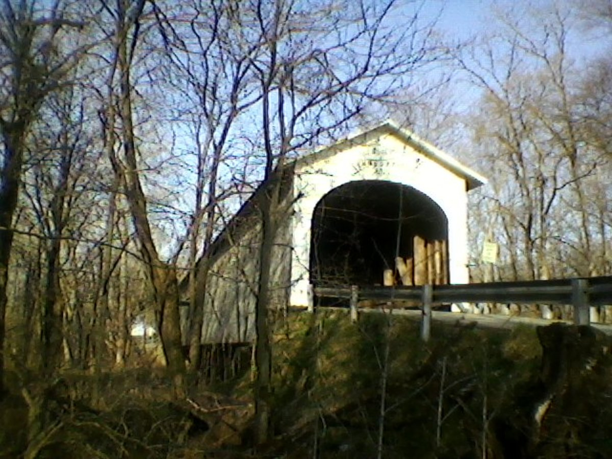 The Legend of Cry Woman's Bridge