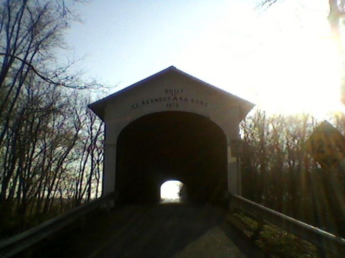 Norris Ford Bridge