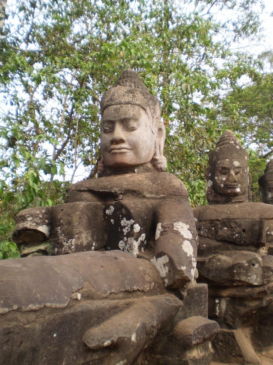 Visiting Siem Reap, Cambodia: My Memory of Angkor Temples
