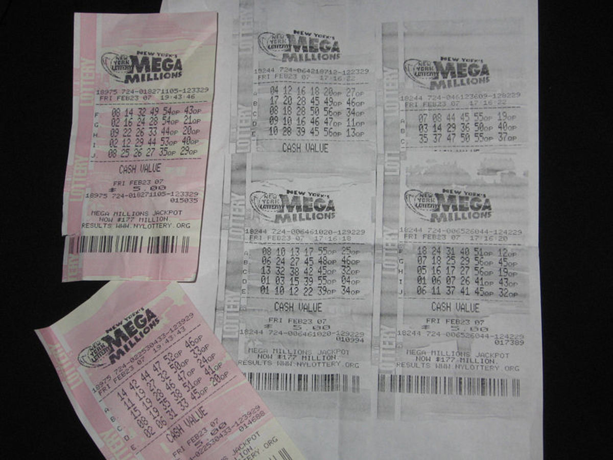 How to Win the Powerball and Megamillions Lottery:  Increasing the Odds in Your Favor