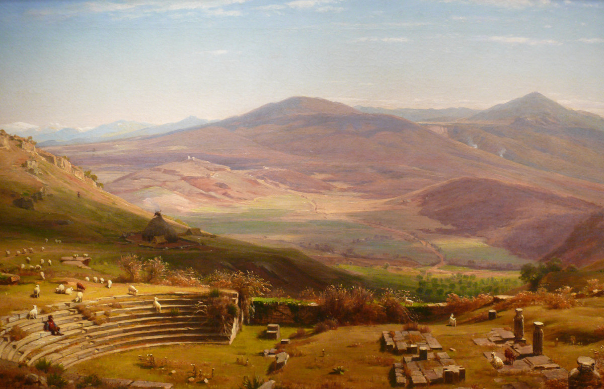 Famous Painters of the Hudson River School of Art