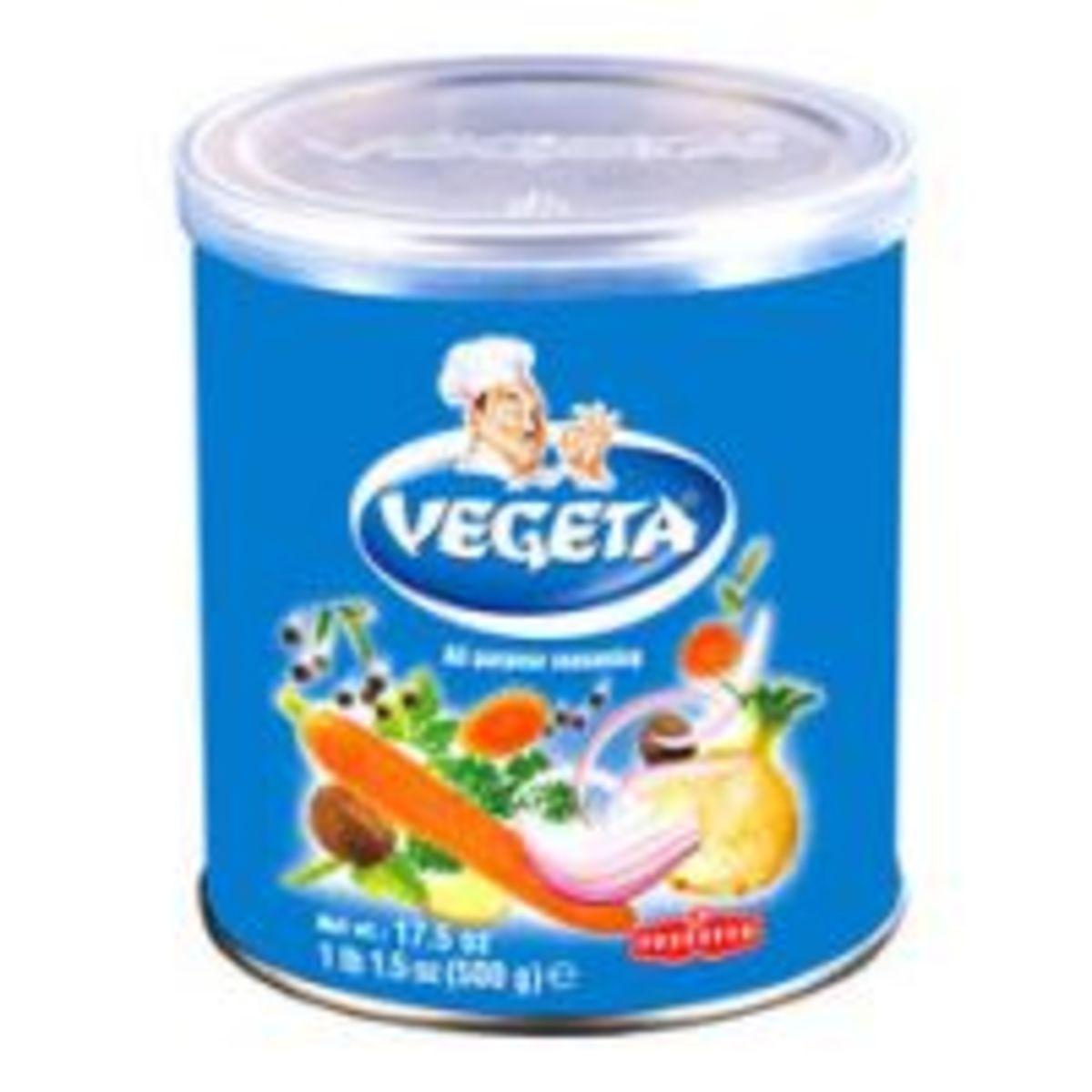 Vegeta seasoning