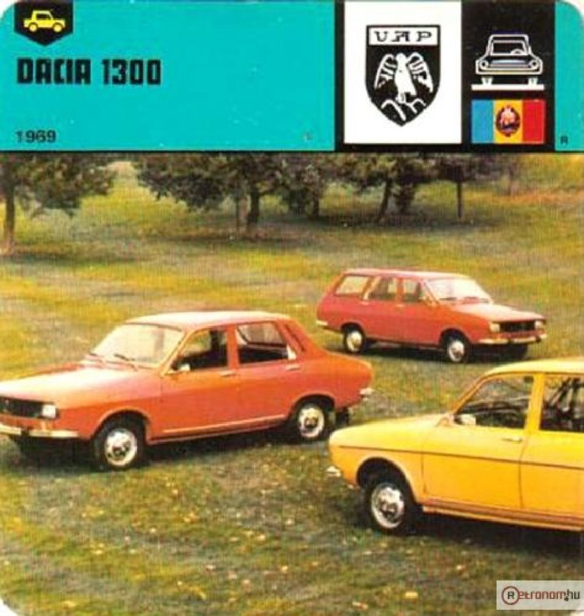 Dacia 1300 (1969)