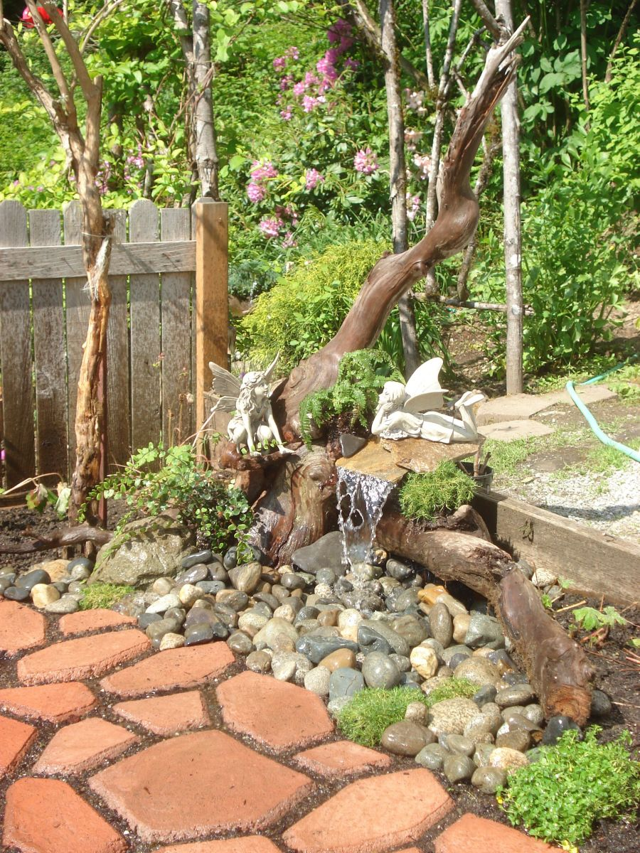 Fairy Water Feature