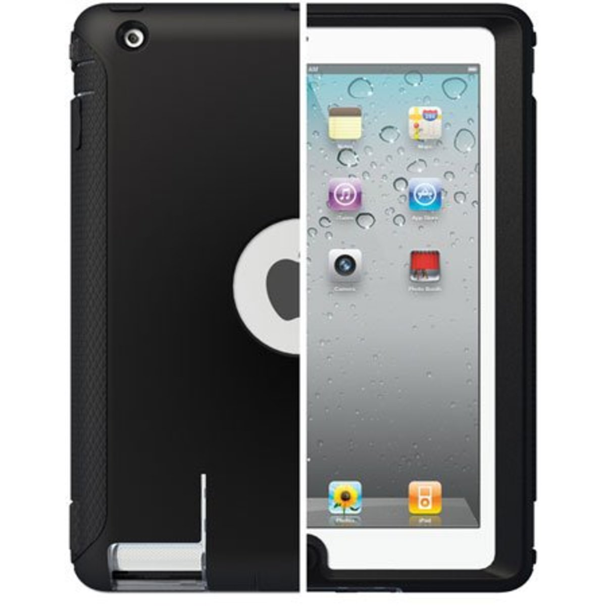 How to Put On and Remove OtterBox Defender for iPad