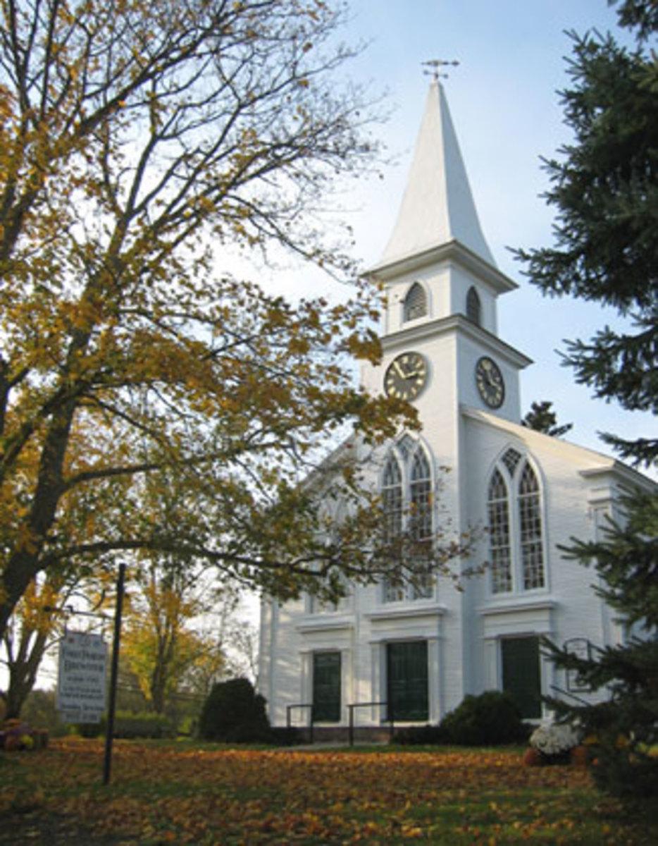 UU Church Brewster, MA