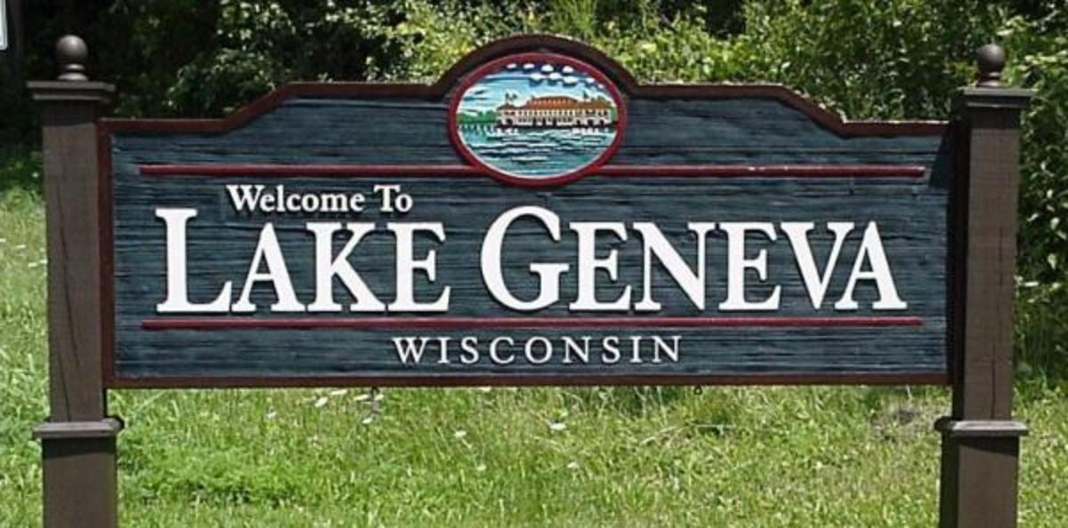 Things to do when visiting Lake Geneva Wisconsin