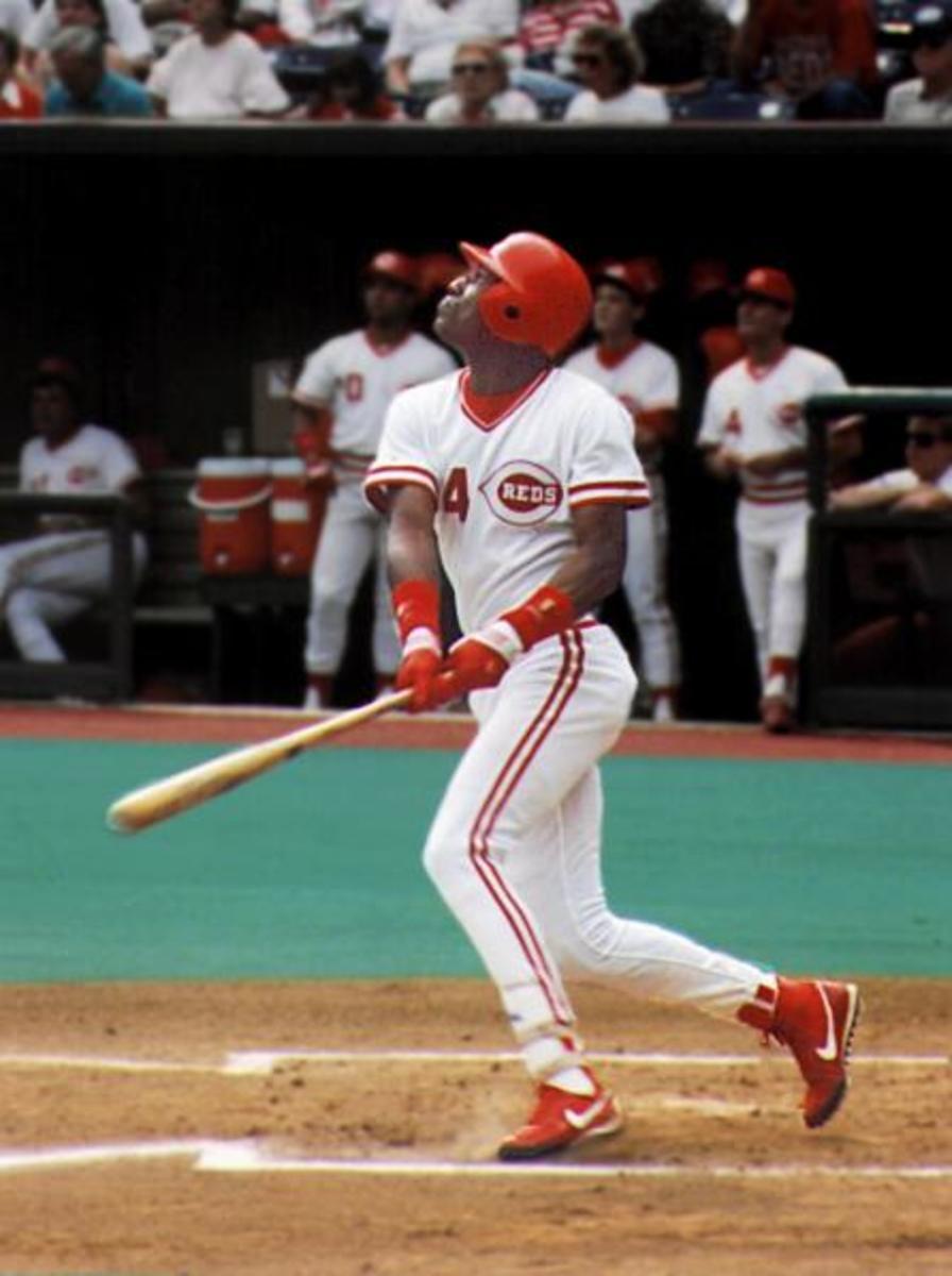 Eric Davis in 1990