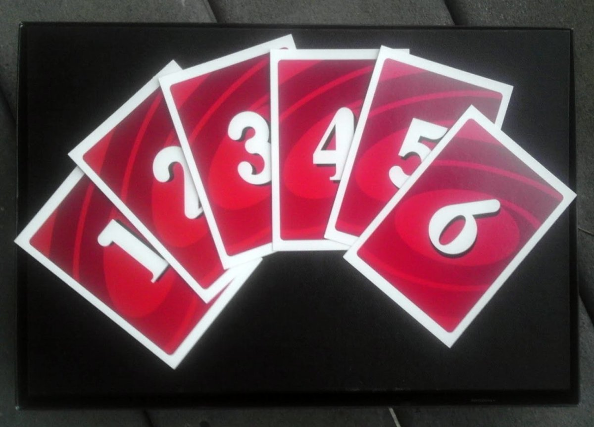 iMAgiNiff numbered player cards