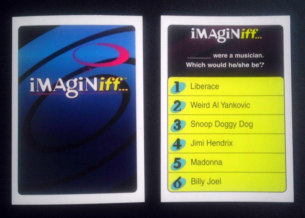 iMAgiNiff sample question, 1998 version