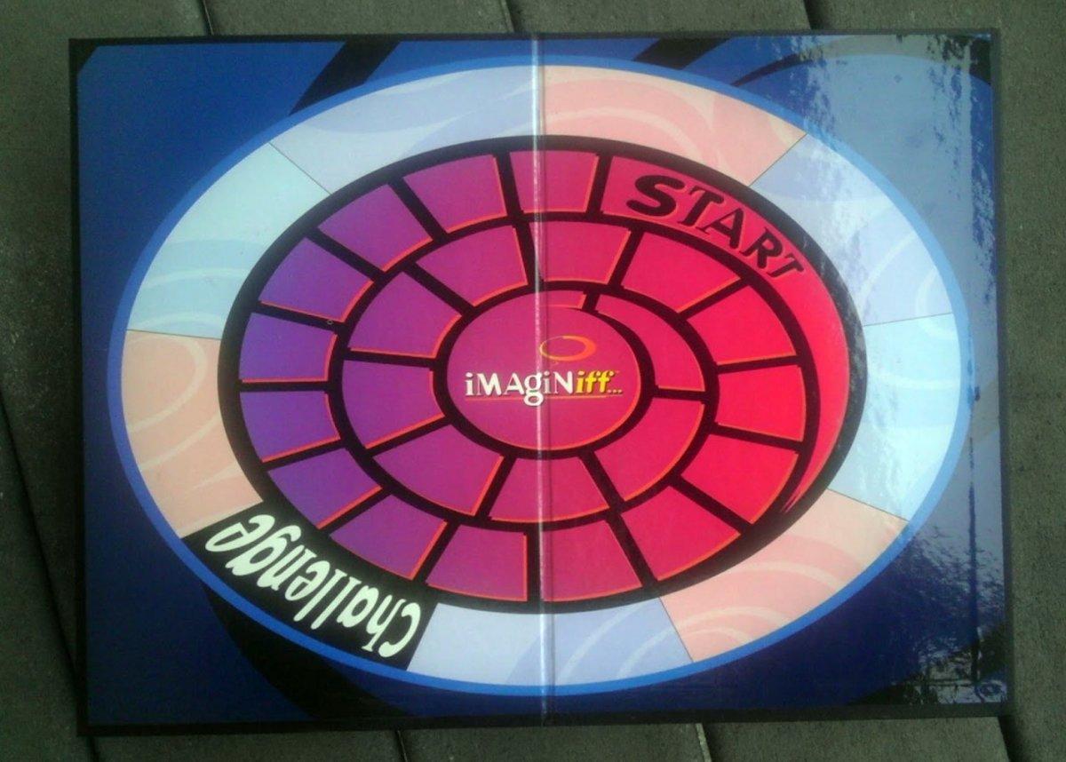 iMAgiNiff board, original version