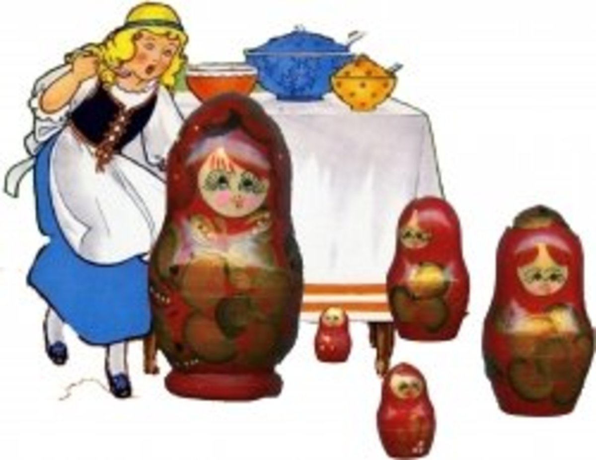 Goldilocks and the Russian Dolls