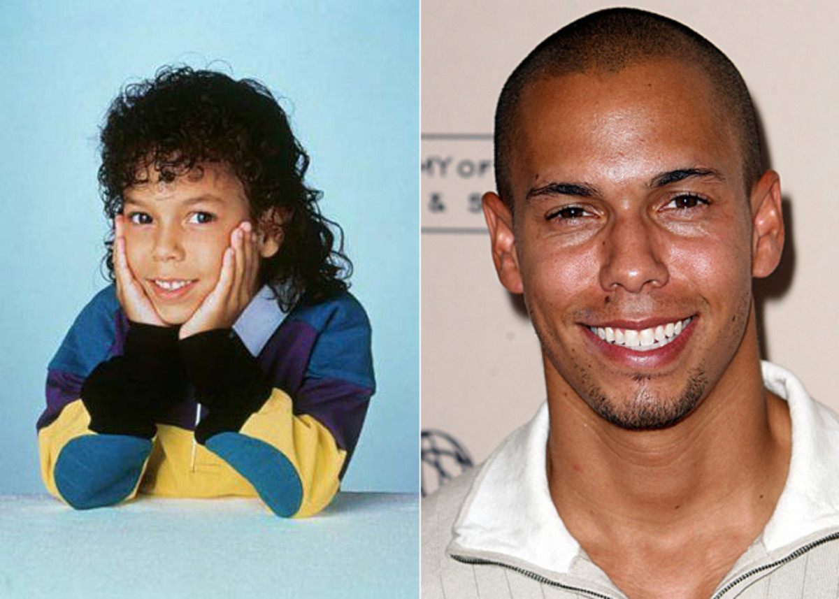 Bryton James: Then and Now