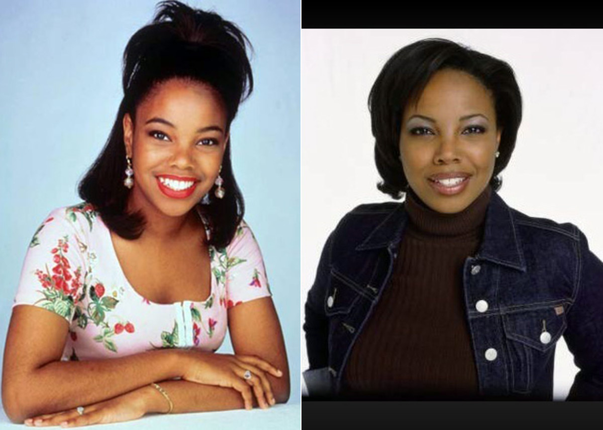 Kellie Shanygne Williams: Then and Now
