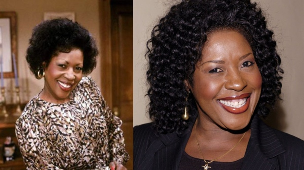 JoMarie Payton: Then and Now