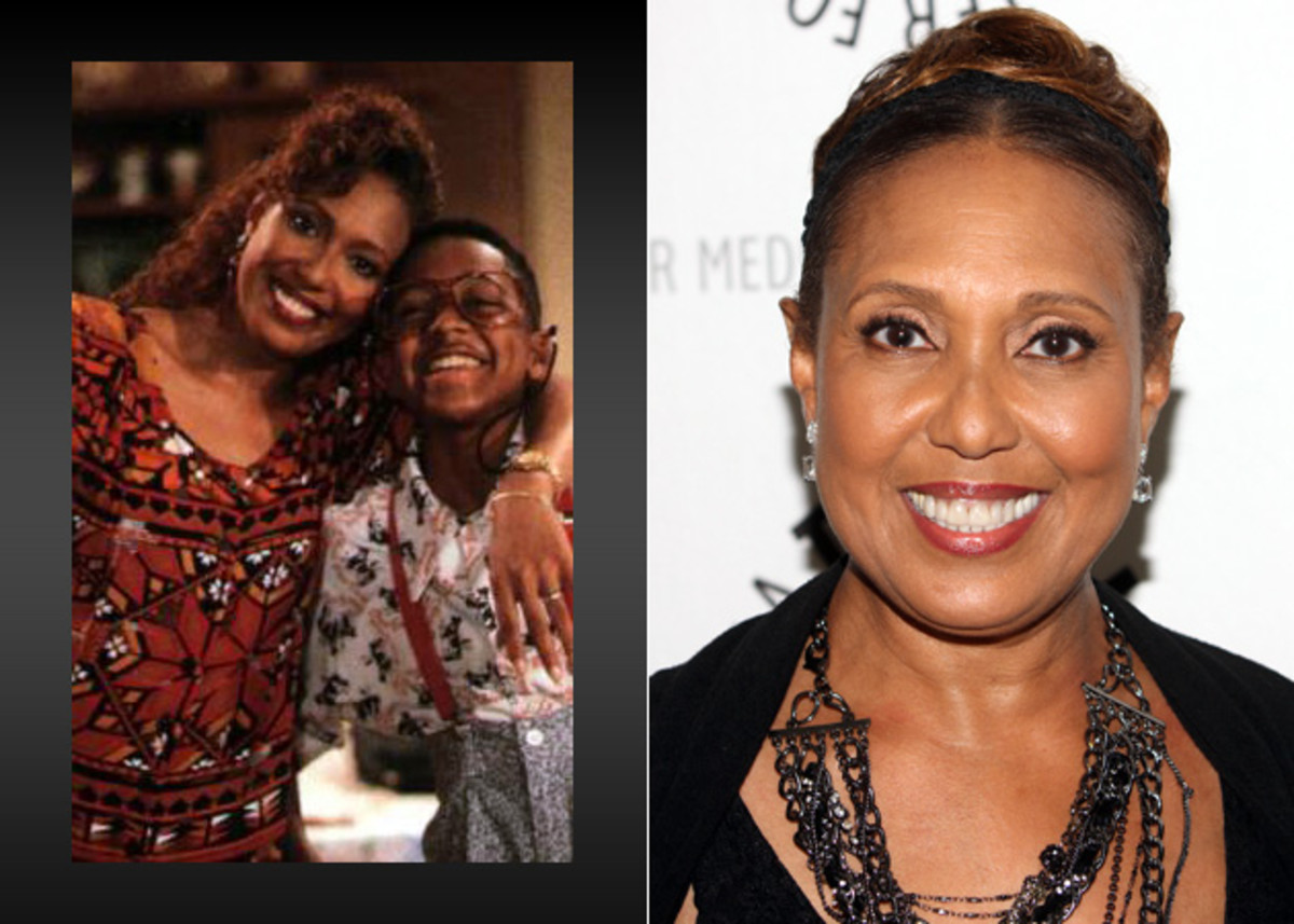 Telma Hopkins: Then and Now