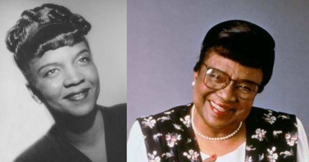 R.I.P. Rosetta LeNoire.   (Young pic. and pic. from the show.)