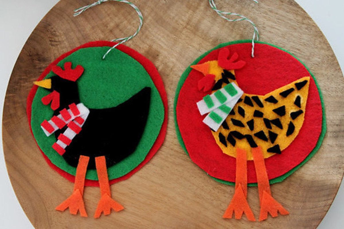 32 Unique Chicken Crafts