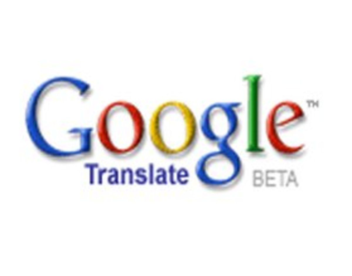 Fun Things to do with Google and Google Translate