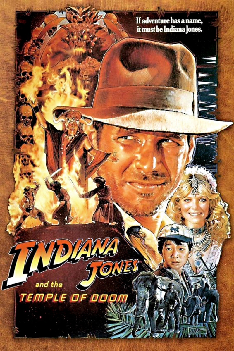 Film Review - Indiana Jones and the Temple of Doom (1984)