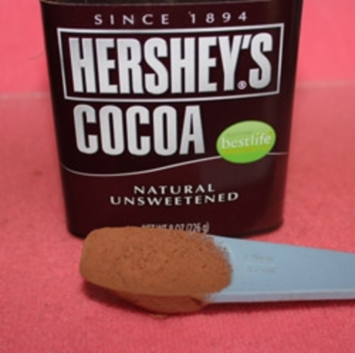 Make sure the cocoa is unsweetened. The stevia will make up for its bitterness.