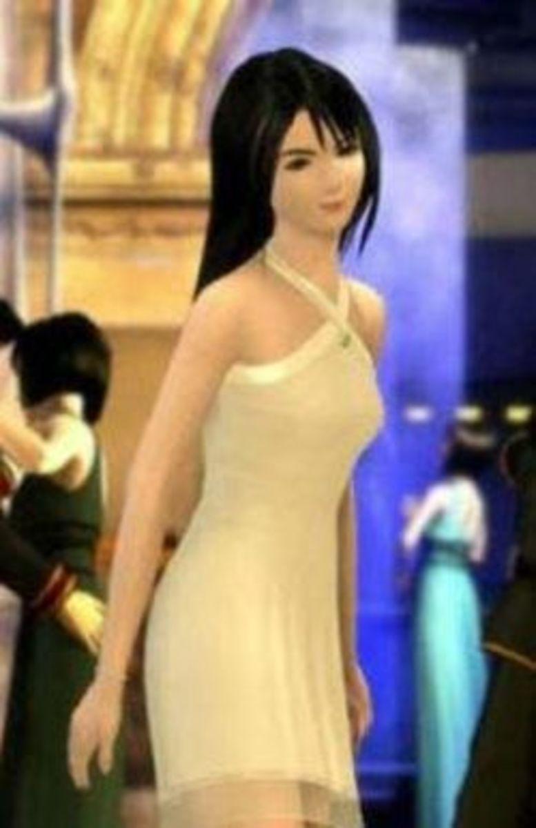 Rinoa Dance Dress Final Fantasy VIII