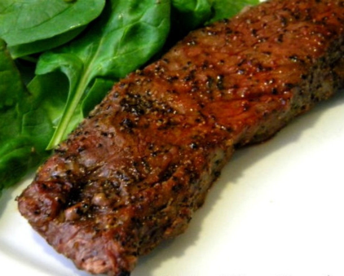 A well seasoned, perfectly grilled, grass fed tri-tip steak is a little bit of carnivore heaven.