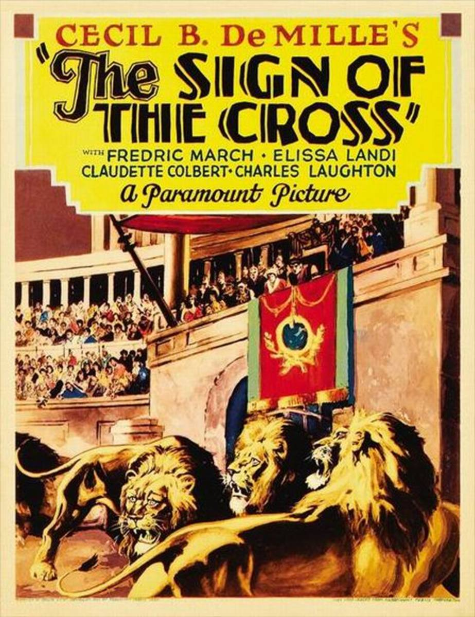 The Sign of the Cross (1932)