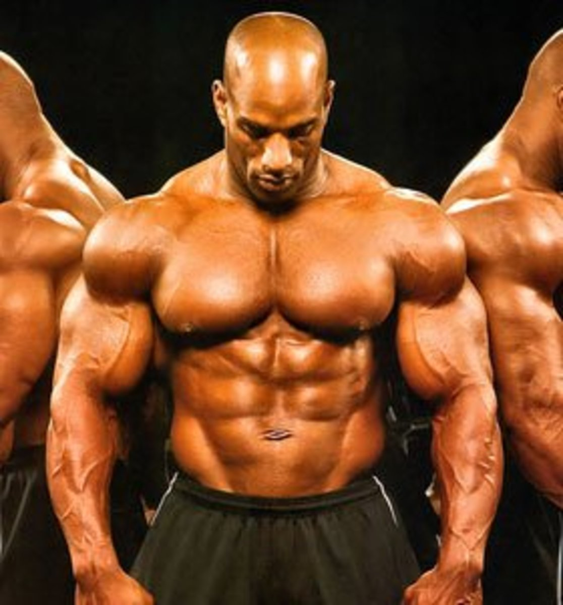 The Process of Building Big, Strong Muscles